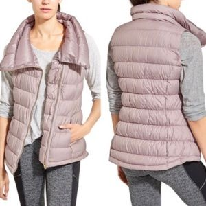 Athleta Down About Puffer Vest